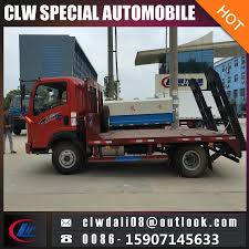 China 4*2 Small Flatbed Tow Trucks For Hot Sale - China Flatbed ...