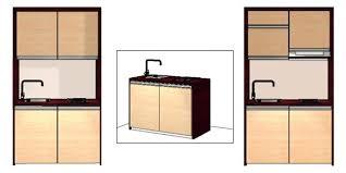 poser cuisine les cuisines prêtes à poser idéales petits espaces