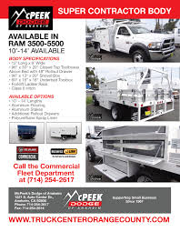 100 Contractor Truck Super Center Orange County