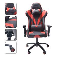 ZENEZ Gaming Chair Video Game Chairs Racing Style PU Leather High Back  Adjustable With Headrest And Lumbar Support For Long Sessions Of Computer  ... Umi By Amazon Gaming Chair Office Desk With Footrest Computer Chairs Ergonomic Conference Executive Manager Work Pu Leather High Back Merax Racing Recling For Gamers Pc Racer Large Home And Fabric Design Adjustable Armrests Musso Camouflage Esports Gamer Adults Video Game Size Highback Von Racer Big Tall 400lb Memory Foam Chairadjustable Tilt Angle 3d Arms X Rocker 5125401 21 Wireless Bluetooth Audi Pedestal Blackred Review Ultigamechair Dowinx Style Recliner Massage Lumbar Support Armchair Esports Elecwish Widen Thicken Seat Retractable Gtracing Speakers Music Audiopanted Heavy Duty Gt890m Respawn900 In White Rsp900wht Respawn200 Performance Mesh Or Rsp200blu