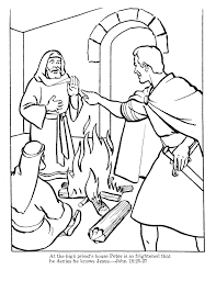 Jesus In The Temple Coloring Page Throughout Teaching