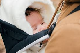tipps für das baby im winter pflege kleidung schlafen