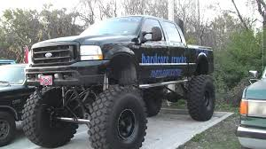 Nice Big Tall Redneck 4WD Ford Truck - YouTube