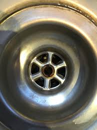 Replace Sink Stopper Ring by Plumbing How To Replace My Kitchen Sink Basket With No Lock Nut