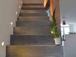 beton cire sur escalier bois recouvrir un escalier en beton recouvrir un escalier en bois de
