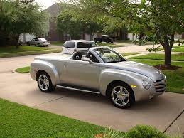 2005 Chevrolet Ssr Photos, Informations, Articles - BestCarMag.com Buy This Scary Chevy Ssr Be Friends With Stephen King Forever 2004 Truck Stock Photo 9030166 Alamy Chevrolet Build Trinity Motsports 2006 For Sale 2031433 Hemmings Motor News For 25900 You Dont Know How Lucky Are Boy Back In The Gateway Classic Cars 1702lou Ebay Find Of Week 2005 Hagerty Articles Overview Cargurus Ssr Photos Images Convertible Top Demstration Youtube Premier Auction