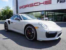 New 2018 Porsche 911 Turbo 2dr Car in Parsippany