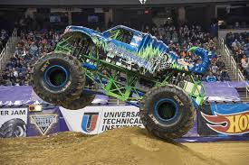 Monster Jam Rumbles Into Spectrum Center This Weekend | Charlotte ...