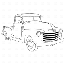 100 Best Old Truck HD Clipart Pictures