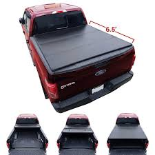 100 F 150 Truck Bed Cover Hard S Ord Tonneau Replacement Parts 1998