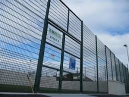 The Drawing Of Anti Climb Fence Installation Including Jpk Fencing Different Types Security Fencing Gates Crash
