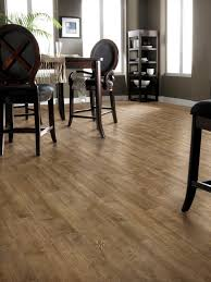 coretec by us floors st andrew s oak traditional dining room