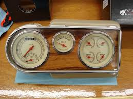Dash Gauges Custom Setups ????? 48-52 F1 - Page 2 - Ford Truck ... Ultimate Service Truck 1995 Peterbilt 378 With Mclellan Super Luber Fire Gauges Picture Classic Dash 6 Gauge Panel With Auto Meter 1980 Chevy Is This Gauge Any Good Dodge Cummins Diesel Forum 67 72 W Phantom Ii 13067 6063 Ba 65000 Fast Lane Press Releases Factory Matching Gm 01988 Tachometer Cversion Sports Old Photograph By Wes Jimerson Check Temp Not Working And Ac Blowing Hot Ford Instruments Store Ct54axg62 Black Elect Sport Comp 77000