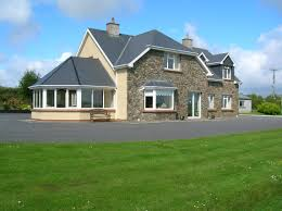 and Breakfast Holiday Ireland Sunrise House exterior view
