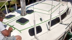 Non Skid Boat Deck Pads by Mid Life Cruising Nirvana U0027s New Non Skid