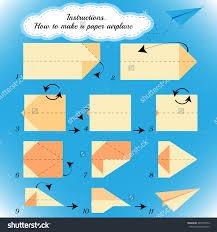 Paper Plane Origami Book