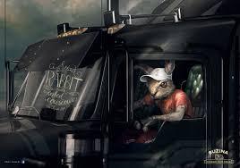 Buzina Gourmet Food Truck Print Advert By JWT: Truck Driver, 1   Ads ...
