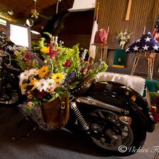 Unique And Themed Funeral Flowers