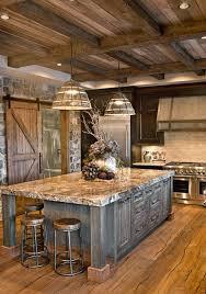 cuisine rustique chene cuisine rustique cuisine rustique plafond avec poutres en bois