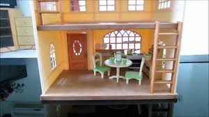 Sylvanian Families Dining Room Set Review