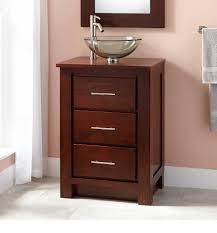 Narrow Depth Bathroom Vanities by Narrow Console Bamboo Vanity Under Best Bathroom And Vanity Set