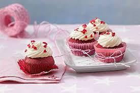 velvet cupcakes für besondere anlässe