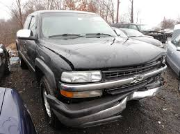 2002 Chevrolet Silverado 1500 Quality Used OEM Replacement Parts ...