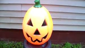 Preserve A Carved Pumpkin And Prevent Mold by Halloween Pumpkin Blow Mold Youtube