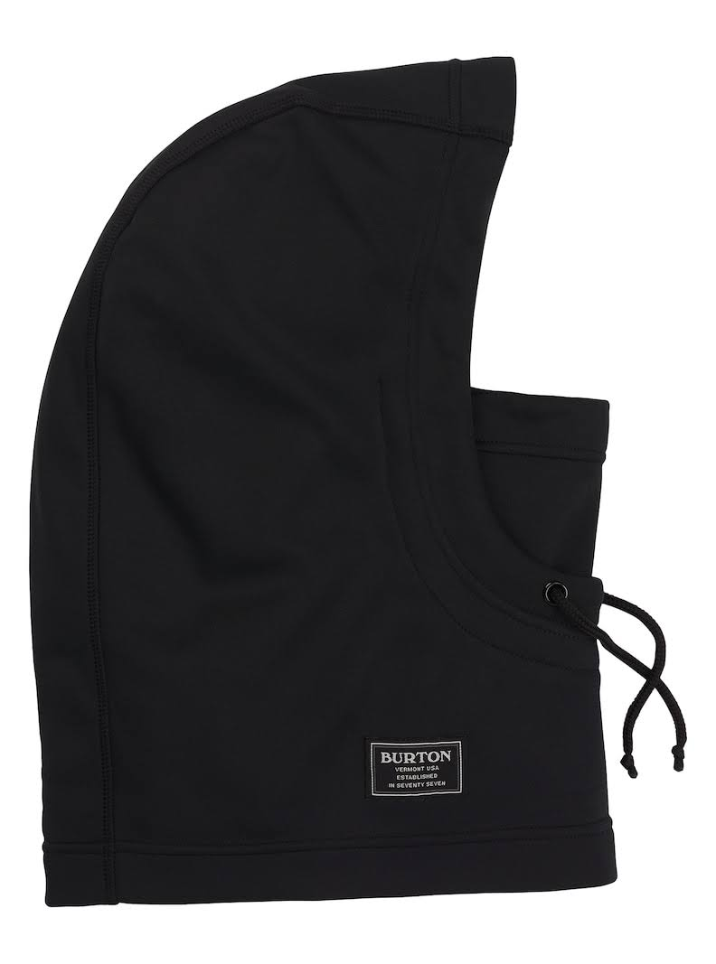 Burton Bonded Hood (True Black)