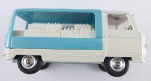 100 The Milk Truck Original Boxed Corgi 466 Commercial Vintage Boys Toys