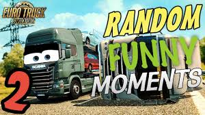 Euro Truck Simulator 2 Multiplayer Looks Like Hilarious Fun