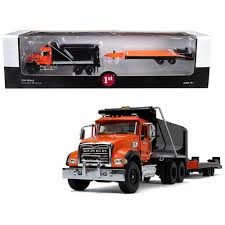New Mack Granite MP Tandem Axle Dump Truck With Beavertail Trailer ... Gravel Archives Jenna Equipment New Peterbilt Model 367 Tandem Axle Dump Truck Black Red 150 Used 2004 Sterling Lt9500 For Sale 2151 Tandem Axle Dump Trucks 1995 Ford F800 With Drop 516 Henry Sino With Bed Kenworth Trucks For Sale 2014 Used 348 15ft Trucktandem At Tlc 1973 W900a Cummins Ntc 350 350hp Mack Rd690sx For Sale By Arthur Trovei Granite Mp Beavertail Trailer 1990 L9000 Online Auction
