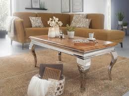couchtisch 110x45 5x60 cm wohnzimmer modern sheesham massivholz design wohnzimmertisch mit metallbeinen sofatisch loungetisch rechteckig