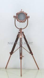 Photographers Tripod Floor Lamp Bronze Finish by Floor Lamps Aliexpresscom Buy Modern Marine Signal Tripod Floor