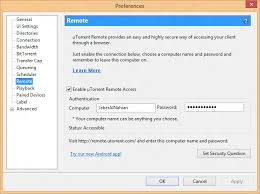 Remotely Control uTorrent Downloads Using Android or iPhone
