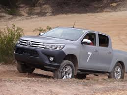 2016 Toyota Hilux Unleashed: Favored By Militants, World's Best ...