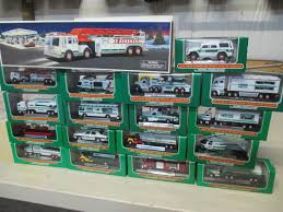 Hess Mini Truck Collection 1998-2014 With Bonus 2000 Full Size Truck ... The Hess Trucks Back With Its 2018 Mini Collection Njcom Toy Truck Collection With 1966 Tanker 5 Trucks Holiday Rv And Cycle Anniversary Mini Toys Buy 3 Get 1 Free Sale 2017 On Sale Thursday Silivecom Mini Toy Collection Limited Edition Racer 911 Emergency Jackies Store Brand New In Box Surprise Heres An Early Reveal Of One Facebook Hess Truck For Colctibles Paper Shop Fun For Collectors Are Minis Mommies Style Mobile Museum Mama Maven Blog