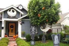 my nightmare before christmas yard decorations jack head c