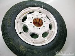 100,000-Mile Semi Tires For Dualies - Diesel Power Magazine Semi Truck Hubcaps Pictures Alcoa Wheels Ebay Alinum Steel A1 Con 6 Bronze Offroad Wheel Method Race Covers Tires Gallery Pinterest Loose Wheel Nut Indicator Wikipedia Pating Bus Trailer With Tire Mask Youtube Alignments Heavyduty Trucks Utah Best Deal Springs Large Stock Photos Images Find The Cost To Ship Anything Anytime Anywhere Ushipcom