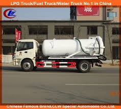 100 Septic Truck 800010000liters Sewage Suction Sewage Tanker Foton 10000l