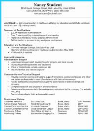 Example Resume College Student Luxury How To Make A Good For Job Fresh Resumes