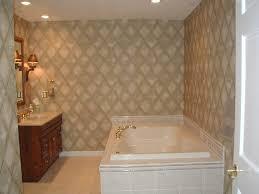 green brickbond ceramic tiled backsplash bathrooms lowes
