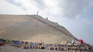 tour de la 12e é montpellier mont ventoux raccourcie