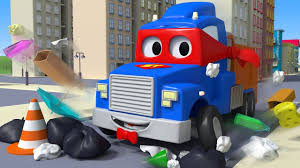 100 Garbage Truck Youtube The Carl The Super In Car City Children