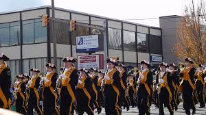 Where Does The Emmaus Halloween Parade Start by Freedom High Band Bethlehem Halloween Parade October 25