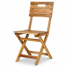 Denia Wooden Folding Chair Twin Pack - B&Q For All Your Home ...