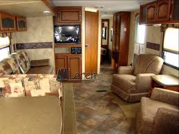 Travel Trailer Floor Plans Rear Kitchen by 2012 Passport 3100rk Rear Kitchen Travel Trailer By Keystone Rv