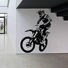 tianpengyuanshuai motorrad wandtattoo schlafzimmer sport