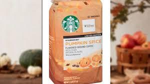 Starbucks Pumpkin Latte 2017 by Starbucks Pumpkin Spice Is Hitting Store Shelves Soon Thv11 Com