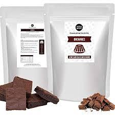 mitoback brownies kuchen backmischung 270 g zuckerfreie